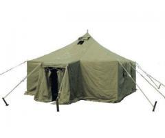 Палатки армейские зимние пб-10