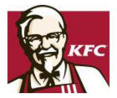 Кассир ресторана KFC Кирочная
