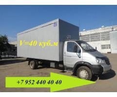 Фургон на Валдай 7.5 м